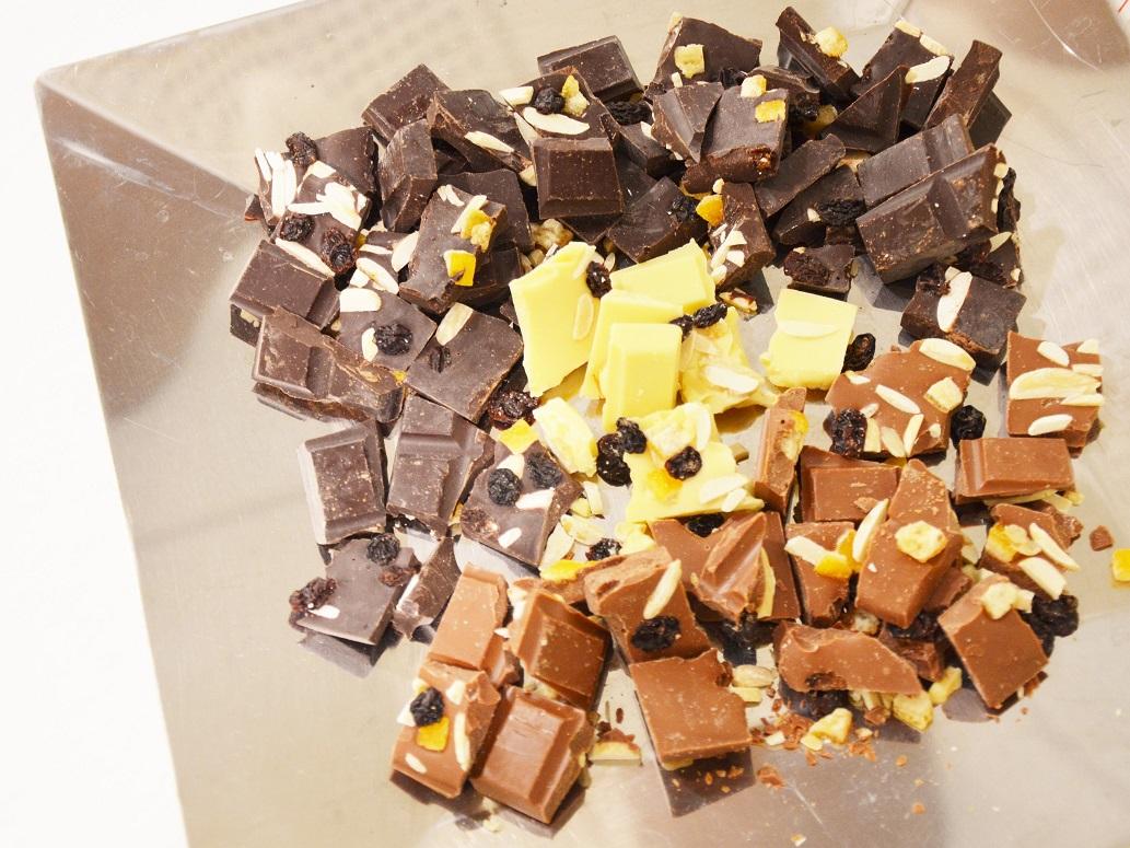 Chocolat en vrac