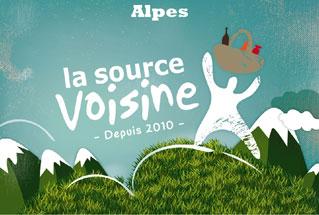 source voisine traiteur locavore Savoie Aix-les-bains Chambéry