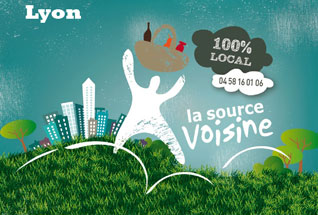 source voisine traiteur locavore Lyon